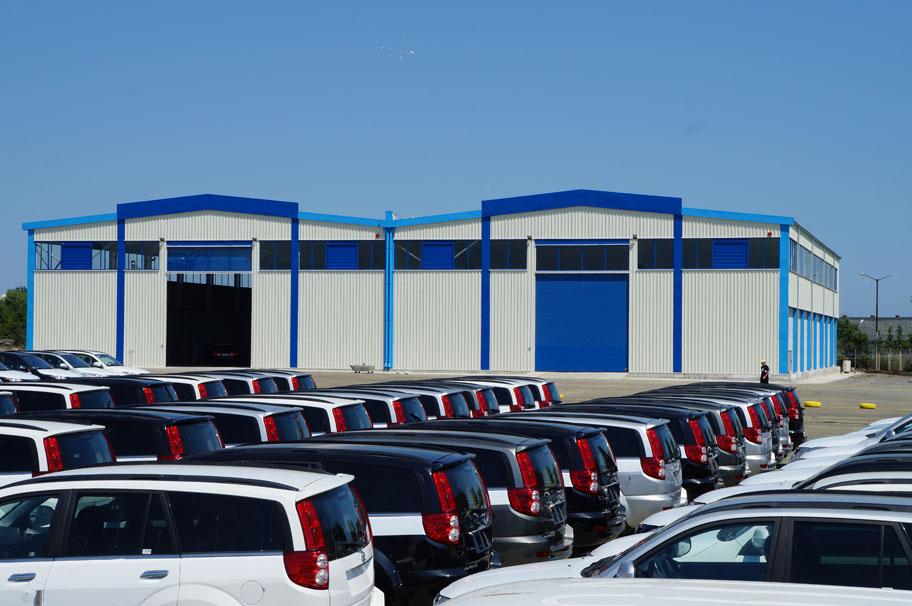 Откриване на нов склад в Свободна зона Бургас