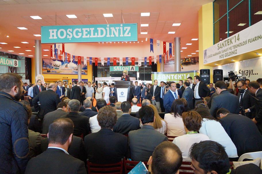 Свободна зона Бургас участва в SANTECH и MATCH4INDUSTRY