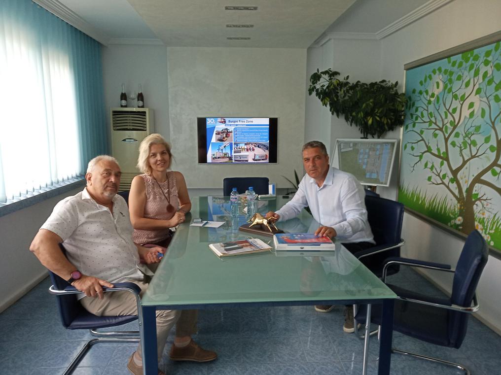 Споделяне на добри практики с колеги от Сърбия