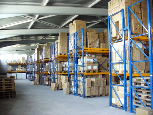 Закрити складови площи